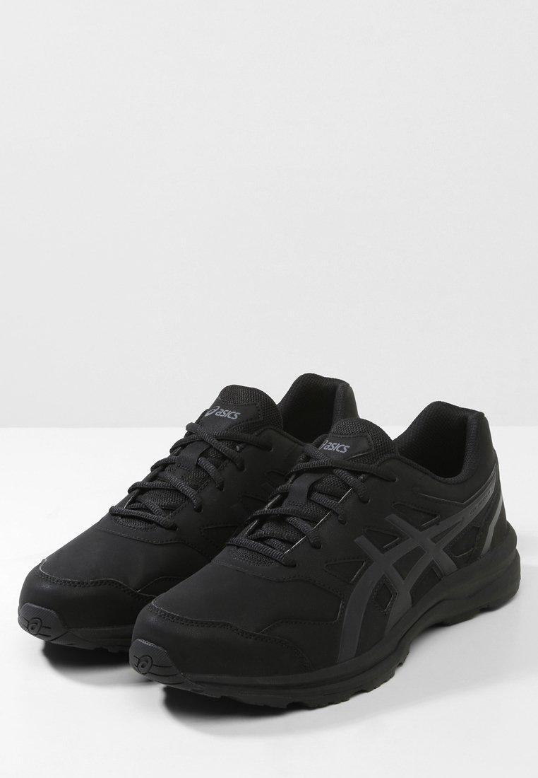 castigo Recogiendo hojas colchón  ASICS GEL-MISSION 3 - Walking trainers - black/carbon/phantom/black -  Zalando.ie