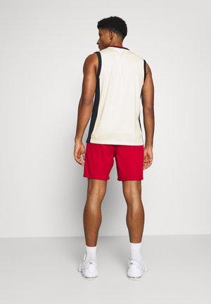 BASKETBALL ICONIC TANK - T-shirt de sport - white
