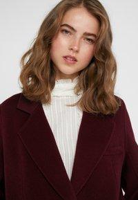 Vanessa Bruno - MARC - Zimní kabát - aubergine - 3