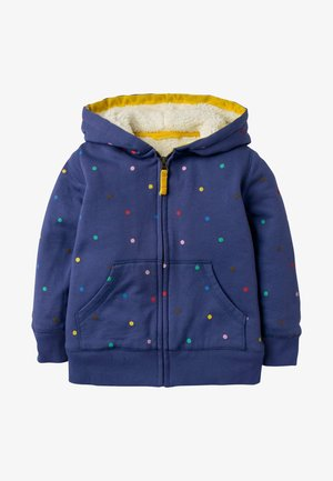 Light jacket - segelblau/bunt, getupft