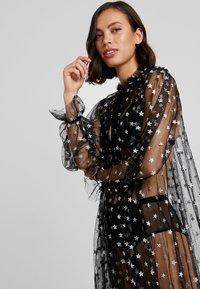 Le Petit Trou - ROBE SORT - Dressing gown - black - 3