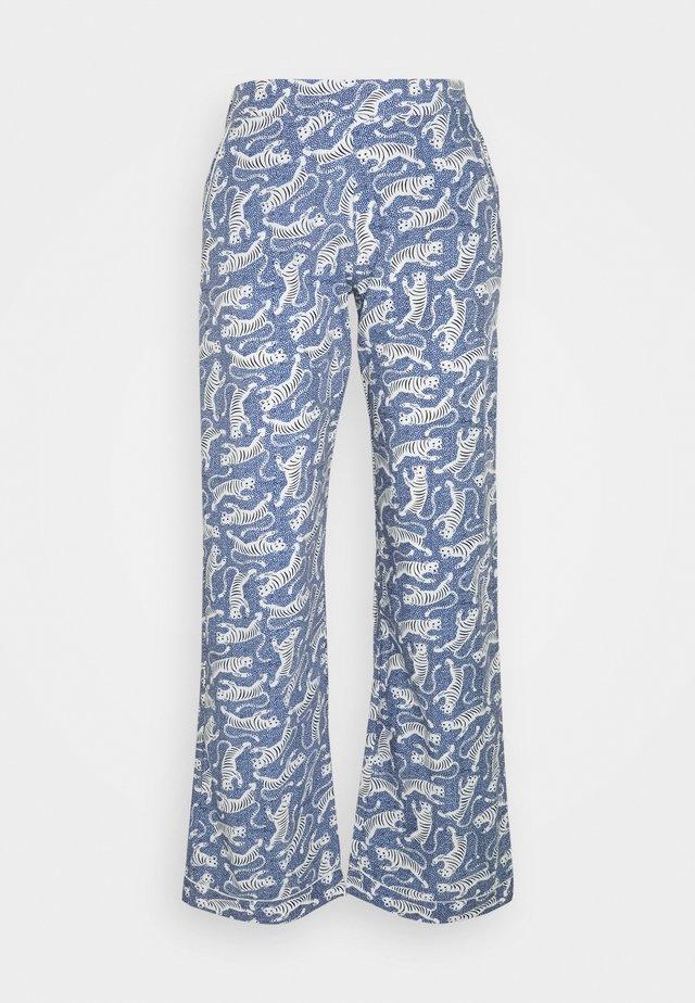 BANGALI PANTALON - Pyjama bottoms - bleu
