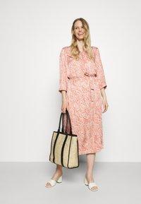 Expresso - DELPHINE - Shirt dress - coral - 1