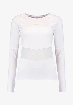 Long sleeved top - super white