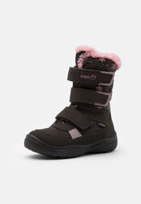 Superfit - CRYSTAL - Snowboots  - braun/rosa - 1