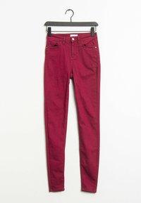 Esprit - Jeans Skinny Fit - red - 0