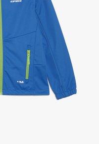 Icepeak - LAURENS - Soft shell jacket - blue - 3