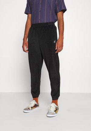 OREGON TROUSERS - Kalhoty - black
