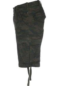 Reell - Shorts - black camo - 2