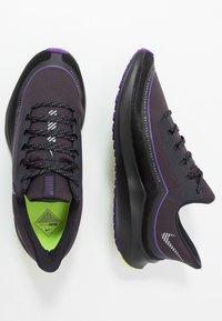 Nike Performance - ZOOM WINFLO 6 SHIELD - Juoksukenkä/neutraalit - oil grey/reflect silver/black - 1