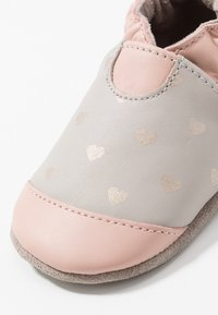 Robeez - FIRST LOVE - First shoes - grey - 5