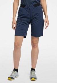 Haglöfs - L.I.M FUSE SHORTS - Outdoor shorts - tarn blue - 1