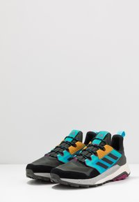 adidas Performance - TERREX TRAILMAKER - Hiking shoes - legend earth/core black - 2
