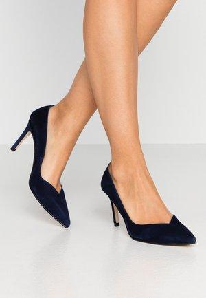 MINA - Classic heels - marine