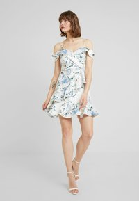 Forever New - KELLY RUFFLE DRESS - Day dress - porcelain - 2
