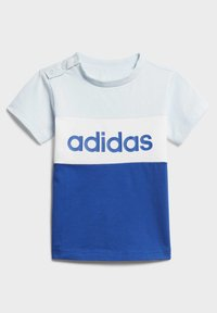 adidas Performance - COLORBLOCK SET - Trainingspak - blue - 2