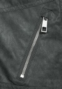 Street One - Faux leather jacket - grau - 2