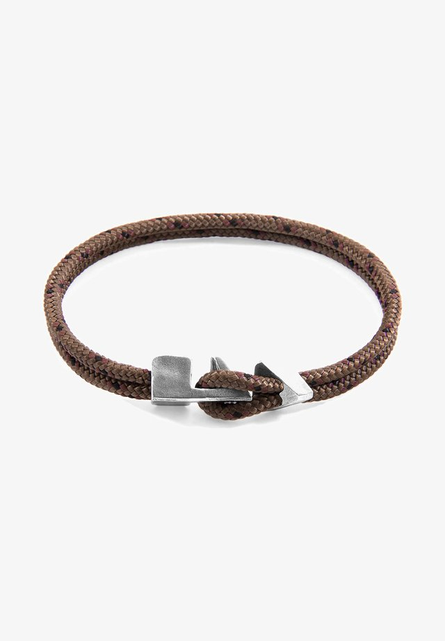 BRIXHAM - Bracelet - brown