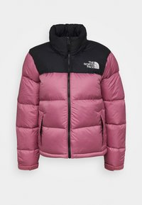 The North Face - W 1996 RETRO NUPTSE JACKET - Dunjakke - mesa rose - 5