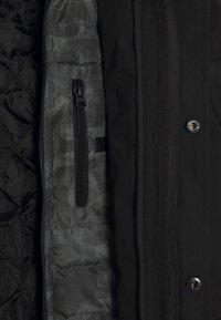 Retour Jeans - ERIC - Zimní bunda - black - 4