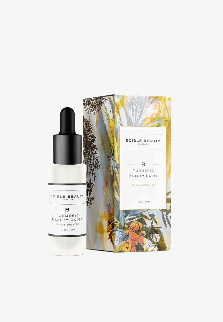 Edible Beauty Australia - TURMERIC BEAUTY LATTE - Serum - -