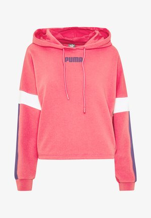 STUDIO CLASH ACTIVE HOODIE - Huppari - rapture rose
