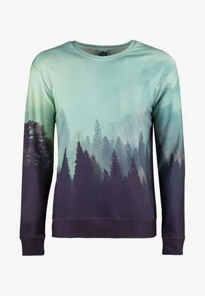 OLD FOREST  - Bluza - blue