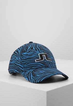 ANGUS PRINT TECH STRETCH - Kšiltovka - blue