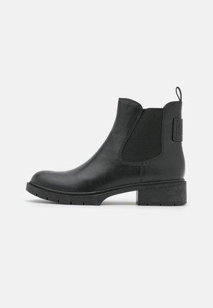 LYDEN BOOTIE - Korte laarzen - black