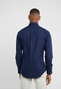 Polo Ralph Lauren - NATURAL SLIM FIT - Koszula - newport navy - 2