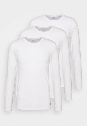 CREW 3 PACK - Caraco - white