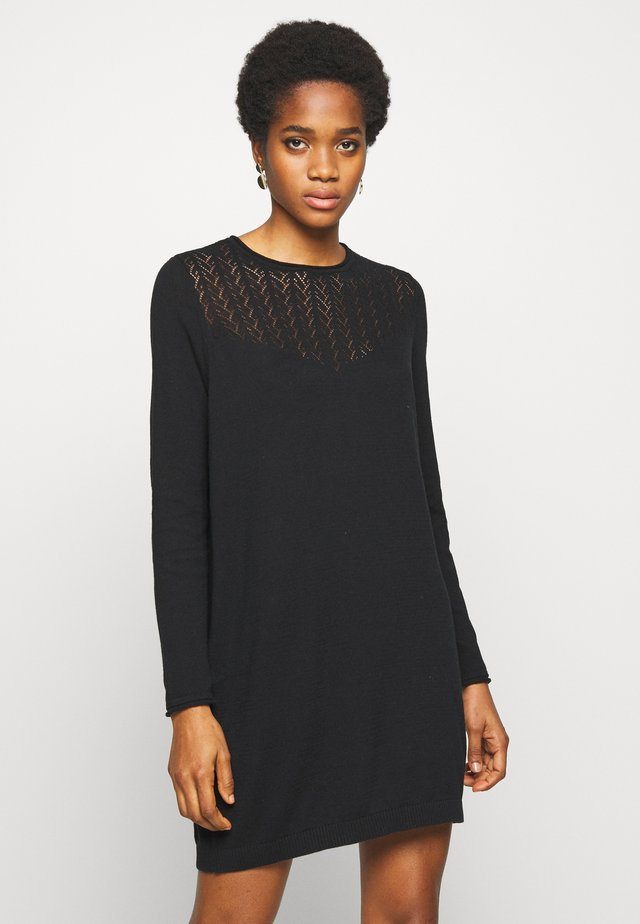 ONLEDEN DRESS  - Robe pull - black