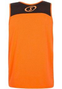 Spalding - 2 PACK - Sports shirt - orange/black - 3