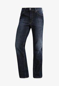TRAMPER  - Straight leg jeans - old brushed