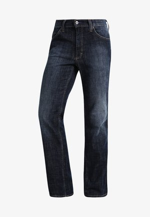 TRAMPER  - Jeans Straight Leg - old brushed