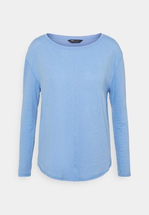 SLASH - Long sleeved top - light blue