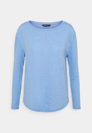 SLASH - Langærmede T-shirts - light blue
