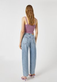 PULL&BEAR - Top - mottled pink - 2