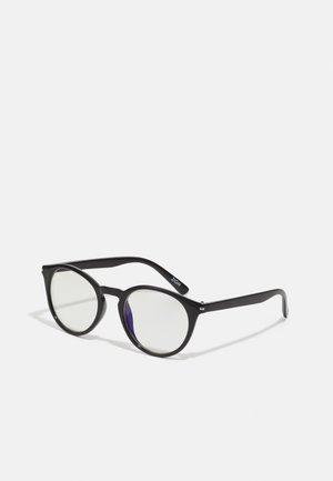 Glasögon som skyddar mot blått ljus - black