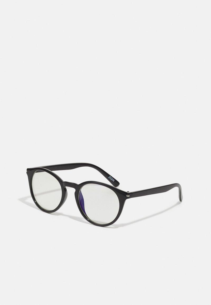 Zign - Blue light glasses - black