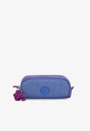 GITROY - Pencil case - dew blue