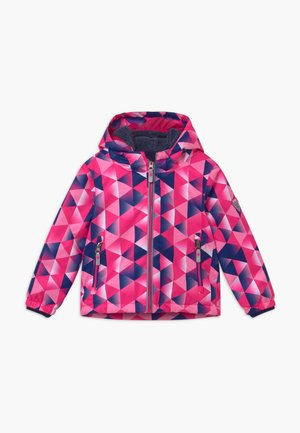 VIEWY - Snowboardjakke - pink/dark blue