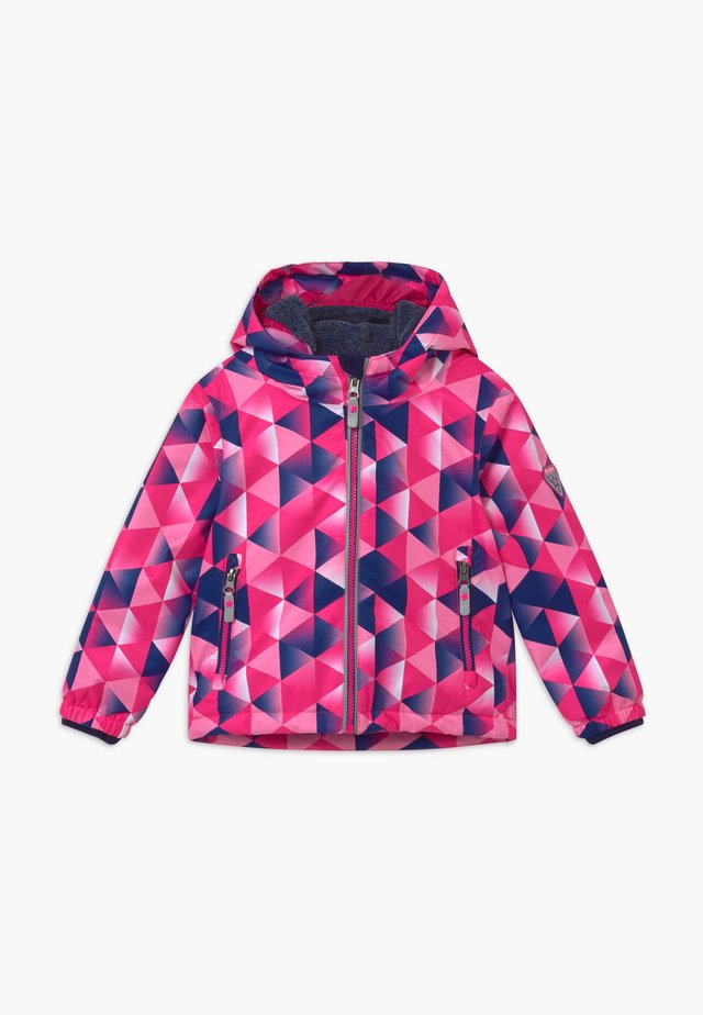 VIEWY - Snowboardjacke - pink/dark blue