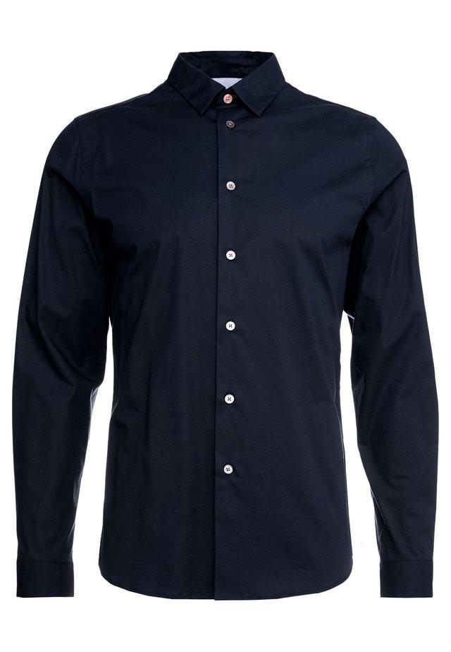 SHIRT SLIM FIT - Zakelijk overhemd - navy