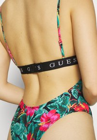 Guess - PADDED ONE PIECE - Plavky - multi-coloured - 6