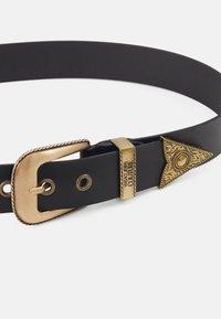 Versace Jeans Couture - Ceinture - black/gold-coloured - 3