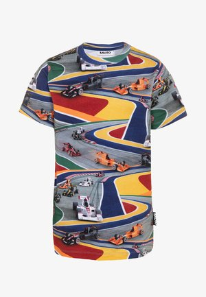 RALPHIE - Print T-shirt - grey