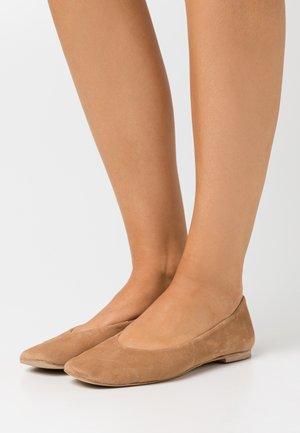 ANAEL - Ballet pumps - camel