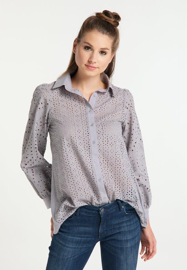 Koszula - grau