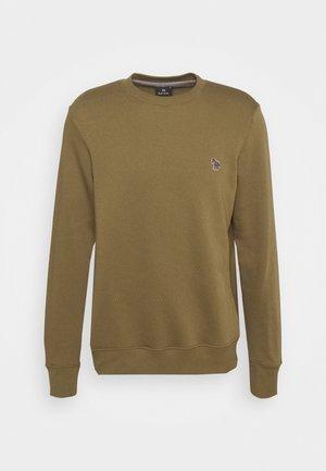 MENS REGULAR FIT - Sweatshirt - khaki